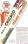 Texaco Century of Progress Ad