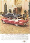 1963 Cadillac Convertible Ad jan1287