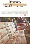 1966 Cadillac Four Door Hardtop Ad