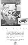 Click here to enlarge image and see more about item jan1479: 1924 Cadillac V-63  Ad