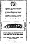 Click here to enlarge image and see more about item jan1487: 1931 La Salle Roadster Ad
