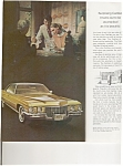 1971 Cadillac Sedan De Ville Ad jan1495
