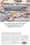 1965 Chevrolet  Chevelle Malibu Ad