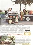 1962 Chevrolet  Ad