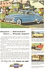 Click here to enlarge image and see more about item jan1683: 1952 Chevrolet  Sports Coupe Ad