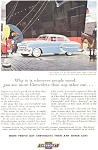 Click here to enlarge image and see more about item jan1695: 1953 Chevrolet Bel Air Sedan Ad