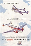 Lockheed  WWII Aircraft Ad jan2089