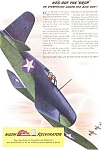Nash Corsair  WWII Fighter Ad