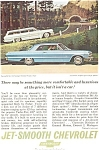 1963 Chevrolet  Impala Sport Coupe Ad