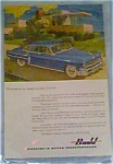 Click here to enlarge image and see more about item jan2213: Budd Company 1950 s Chrysler Ad jan2213