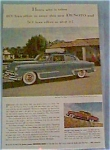 Click here to enlarge image and see more about item jan2312: 1954 Chrysler De Soto Ad