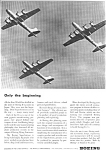 Click here to enlarge image and see more about item jan2490: Boeing B 29 Superfortress  Ad jan2490
