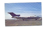 Transjet 727-30C Postcard jan2561a