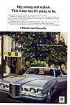 Click here to enlarge image and see more about item jan4762: 1970 Pontiac Bonneville Ad