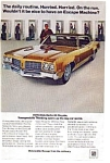 1970 Olds Delta 88 Royale Ad