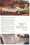 Click here to enlarge image and see more about item jan4770: 1960 Imperial Crown Southampton Ad