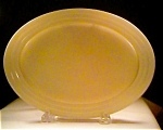 Click to view larger image of Moderntone Platonite 12 inch platter Pastel Lemon (Image1)