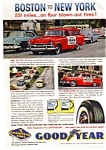 Click here to enlarge image and see more about item jun0333: Goodyear Tires Ad Boston to New York