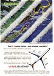Click here to enlarge image and see more about item jun0339: Douglas DC-8 Jetliner Ad Nov 1958