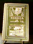 Click here to enlarge image and see more about item jun2155: Rebecca of Sunnybrook Farm, Wiggin