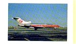 Frontier Horizon 727-23 Airline Postcard jun3215a