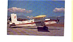 Royal Nepal Pilatus Airline Postcard