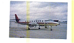 Air Virginia Metro III Airline Postcard