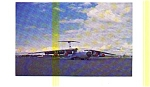Click here to enlarge image and see more about item jun3226: C 141A Starlifter  Postcard jun3226