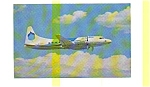Aspen Airways CV 580 Airline Postcard jun3228