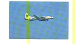 Aspen Airways CV 580 Airline Postcard