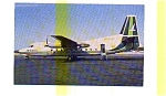 Air North Fokker F-27  Airline Postcard