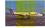 Bar Harbor Beech 1900  Airline Postcard