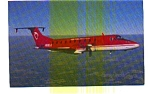 New York Air Beech 1900C  Airline Postcard