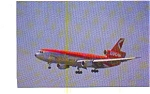 CP Air DC-10 Airline Postcard jun3283