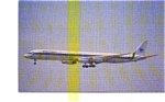 Worldways DC-8-63 Postcard jun3302a