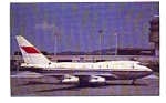 CAAC  747SP-J6 Airline Postcard jun3311