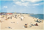 Click here to enlarge image and see more about item lp0009: Cape Cod, MA, Craigville Beach Postcard