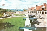 Click here to enlarge image and see more about item lp0019: Fort Ticonderoga, NY, South Platform Postcard