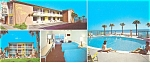 Sea Dip Motel Myrtle Beach SC Postcard lp0063