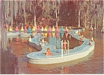 Click here to enlarge image and see more about item lp0113: Cypress Gardens,FL Esther Williams Pool Postcard