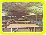 Click here to enlarge image and see more about item lp0119: Mammoth Cave KY Snowball Room Postcard lp0119