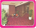 Click here to enlarge image and see more about item lp0130: Mammoth Cave KY Hotel Lounge Postcard lp0130
