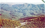 Click here to enlarge image and see more about item lp0142: Big Walker Lookout Appalachians Virginia Postcard lp0142