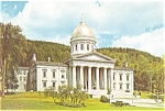 Montpelier, Vermont State Capitol Postcard