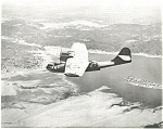 Click here to enlarge image and see more about item lp0191: US Navy Catalina PBY-5 WWII Era Photo by Convair