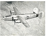 Click here to enlarge image and see more about item lp0195: Convair Liberator B-24 Photo