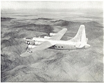 Click here to enlarge image and see more about item lp0197: Convair Transport US Navy RY-3 Photo