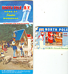 North Pole NY, Santas Workshop Ephemera lp0225