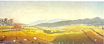 Antietam Battlefield Sharpsburg MD Postcard lp0252