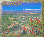 Hurricane Utah Postcard lp0269 1998